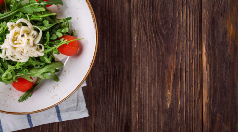 simpel salat